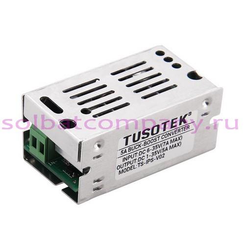 TS-IPS-V02 повышающий понижающий DC преобразователь CV 6-35V 1-35V 5A