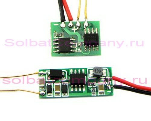 Беспроводная зарядка для телефона модуль 5V 300mA 1.5W