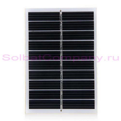 Солнечная батарея 5V 160mA 0.8W 100 х 70mm