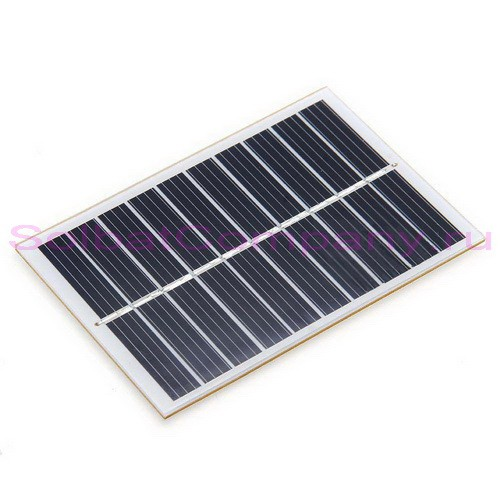Солнечная батарея Solbat Mini 5V 160mA 0.8W 100 х 70mm