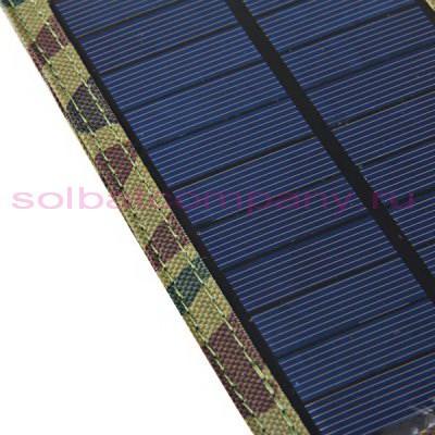 Складная солнечная батарея 5.5V 900mA 5W