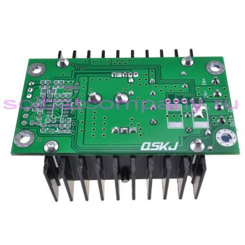 XL4016 понижающий преобразователь CV 7-40V 1.25-36V 10А