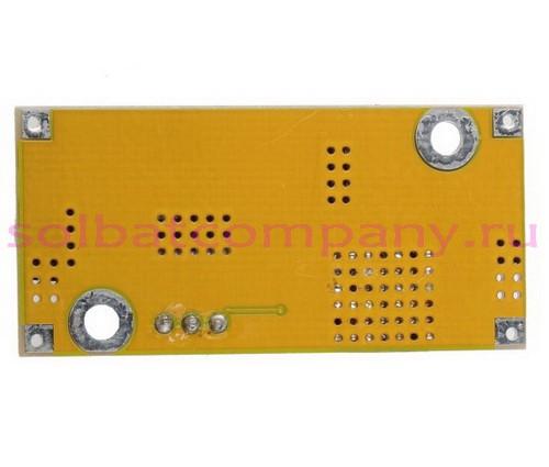 Повышающий - понижающий импульсный регулируемый преобразователь напряжения (SEPIC) 2A 3-35V LM2577